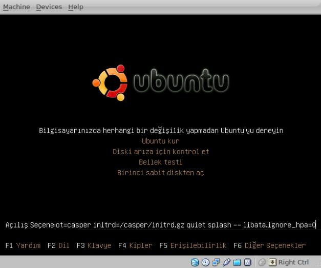 Ubuntu-boot
